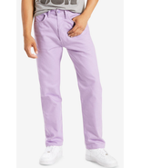 Levi's 501 Original Shrink-to-Fit Jeans, Lavender, Size 32X34, MSRP $69 - $32.66