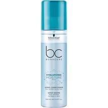 Schwarzkopf Professional Bonacure Hyaluronic Moisture Kick Spray Conditioner 6.8