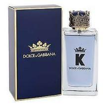 K By Dolce & Gabbana Cologne By  DOLCE & GABBANA  FOR MEN  3.4 oz Eau De... - $89.60