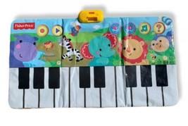 Fisher-Price Music Piano/Keyboard -  Rain Forest Dancin' Tunes Step-On Keyboard - $15.24