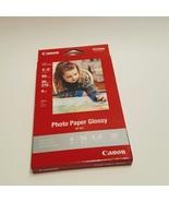 CANON Photo Paper Glossy NEW 4x6; 50sheets. Sealed, UPC 013803226416 - $10.00