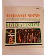MONTE CARLO LIGHT SYMPHONY  RIVIERA FESTIVAL  MGM reel to reel 21 CHANNE... - $21.73