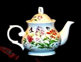 Ceramic TeaPot with Lid AB 535-F Vintage image 2