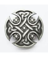 Men Belt Buckle Celtic Keltic Cross Knot Belt Buckle also Stock in US - $6.80