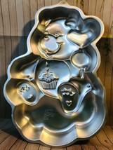 Vintage Care Bears Birthday Bear 1983 Wilton Cake Pan Collectible - $6.62