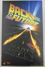 Hot Toys Movie Masterpiece Back To The Future Marty McFly Figure 1/6 Fro... - $504.16