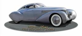 1938 Dubinnet Xenia by Larry Grossman Plasma Cut Metal Sign - $44.95