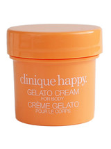 Clinique Happy Gelato Cream for Body, Travel Size 2oz/60ml - SEALED - $10.00