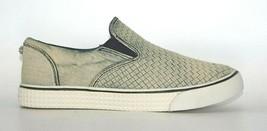 DIESEL Vansis  Womens Causal Denim Sneaker Indigo Size 5 - $95.03