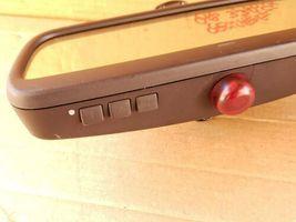 BMW E46 M3 325ci 330ci Convertible Only Auto Dim Rear View Mirror w/ SOS image 6