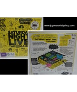 Saturday Night Live Game SNL Comedy Adult 12+ New Sealed Free Shipping - $19.99