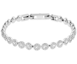 Authentic Swarovski Angelic White Bracelet With Clear Pave - RRP $149 - $111.45