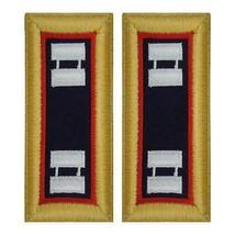 Mini Genuine U.S Army Shoulder Strap: Captain Adjutant General - Female - $48.49