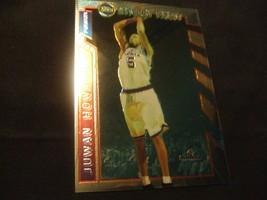 1996-97 Topps Mystery Finest Borderless #M5 Juwan Howard -Washington Bul... - $3.12