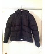 Lee Cooper 2 Zip Bubble Jacket / Ladies - Sizes: M / L - Colour : Black - $33.50