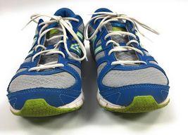 New Balance 550 v3 WE550BG3 Blue Lime Green Running Shoes Women's 9.5 B image 3
