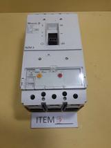 Moeller NZM 3 630 A 690V AC Circuit Breaker NZM3 - $495.00
