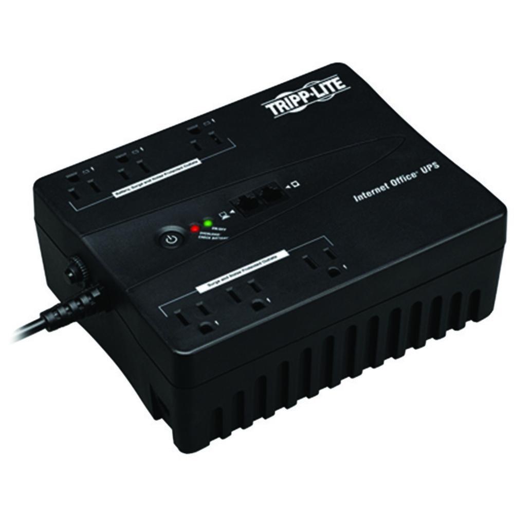 Tripp Lite INTERNET350U Internet Office Ultra-Compact Desktop Standby UPS System