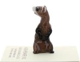 Hagen-Renaker Miniature Ceramic Figurine Ferret Standing image 4
