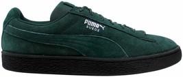 Puma Suede Classic Watherproof Green Gables/Puma Black 363871 03 Men's S... - $80.00
