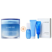 [ LANEIGE ] Water Sleeping Mask 70ml + Hydro Trial Kit (3 items) - $22.72