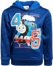 THOMAS the TANK ENGINE TRAIN Boys Sweatshirt Hoodie Toddler's Size 2T or... - $14.99