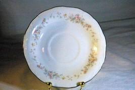 Johann Haviland Floral Splendor Saucer - $2.76
