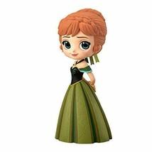 Q Posket Disney Figure Anna Coronation Style Normal Color Ver. Limited J... - $43.93