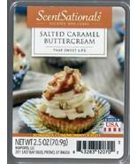 Salted Caramel Buttercream ScentSationals Scented Wax Cubes Tarts Melts ... - $3.50