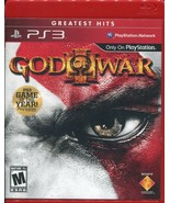 God of War III (Sony PlayStation 3 PS3) - Complete - Greatest Hits - $4.45
