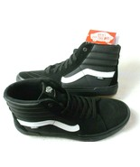 Vans Sk8-Hi Pro BMX Black White Classic shoes Waffle Cup Cushion Size 9.... - $68.59
