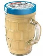 Hengstenberg Medium Hot Imported German Mustard 9.2 oz in Stein Glass Mu... - $14.75