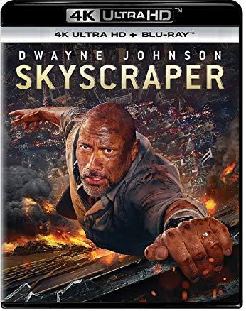 Skyscraper (4K Ultra HD + Blu-ray)