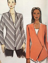 Vogue Sewing Pattern 8910 Misses Jacket Size 14-22 New - $16.79