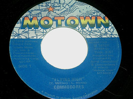 """45 RPM Commodores """"Flying Alta """" """"X-Rated Movie 1978 Motown Vinyl Record... - $9.08"""