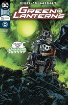 Green Lanterns #55 NM DC - $3.95