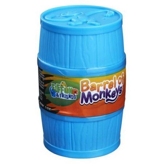 Elefun and Friends Barrel of Monkeys Game New! Sealed  Never Opened.