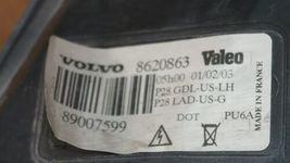 03-06 Volvo XC90 Xenon HID Headlight Head Lights Matching Set L&R - POLISHED image 6