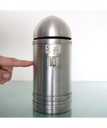 GUSTAV BECKER Alarm Mantel Antique TOP! Clock MUSEUM 1915 WW1 BAUHAUS TR... - $2,375.00