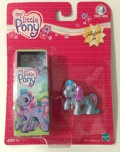 My Little Pony Tiny Tins Tink-a-Tink-a-Too 2004 Hasbro PVC Figure and Ti... - $14.84
