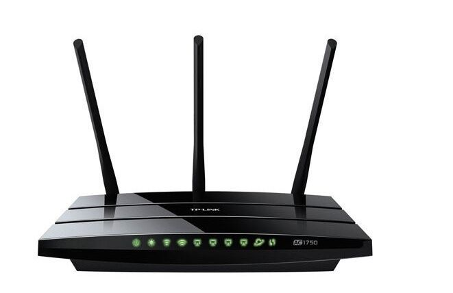 TP-LINK Archer C7 AC1750 V2.0 Wireless Router 4 port Gigabit WLAN 1300Mbps