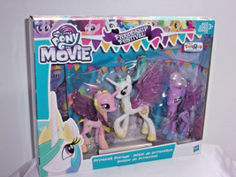 Brand New My Little Pony The Movie Friendship Festival Princess Parade E... - $23.38