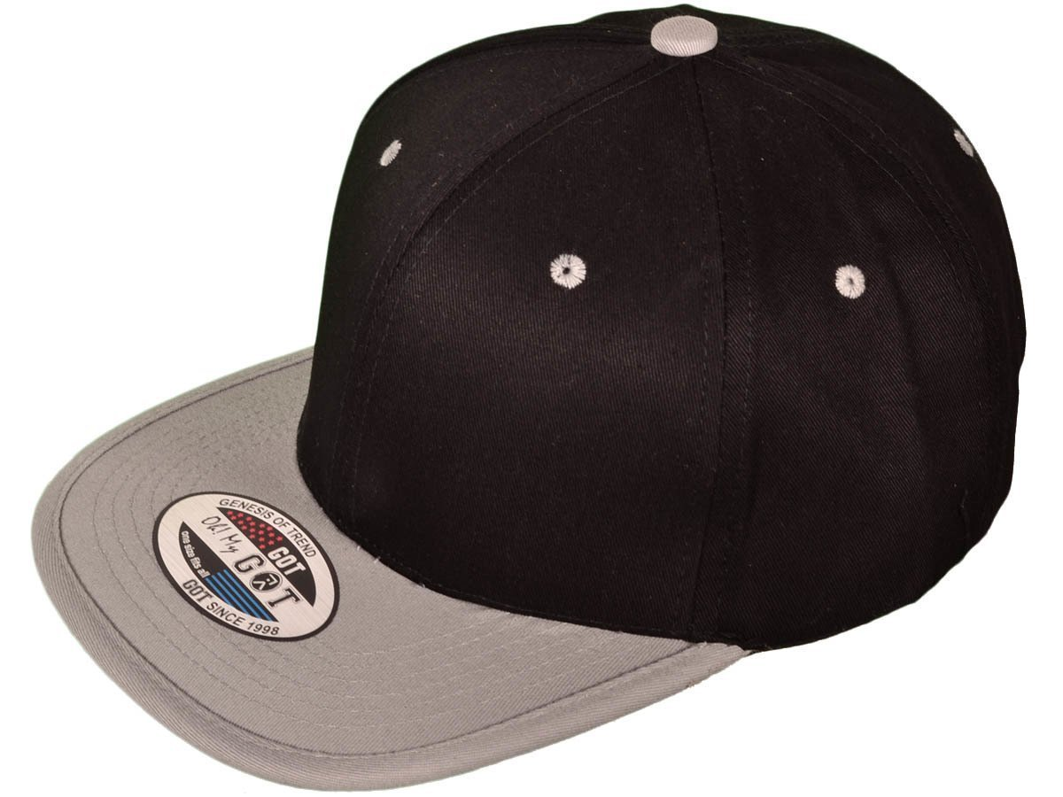 Wholesale blank strapback hats rei blacksilver  10739.1409758346.1250.1000