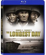 The Longest Day [Blu-ray] - $4.95