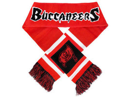 Tampa Bay Buccaneers Forever Collectibles Nfl Football Team Knit Scarf - $20.85