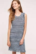 Nwt Anthropologie Fringed Sweater Dress Tunic By Holding Horses S - $59.49