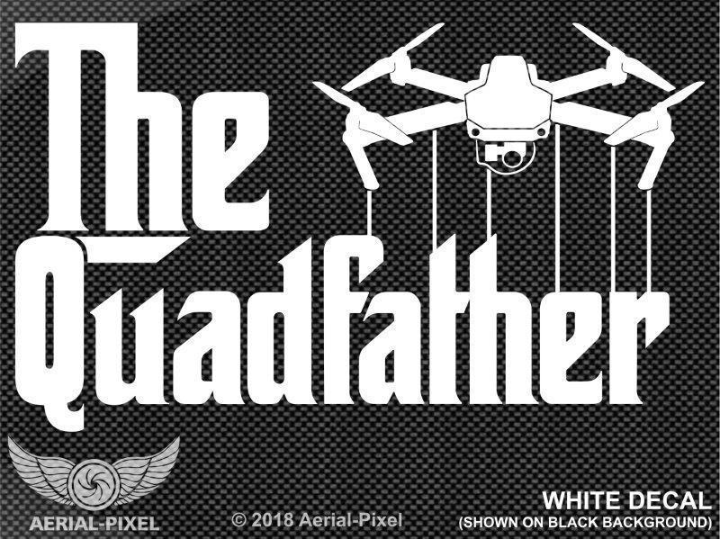 Case Decal Sticker Drone Phantom 3 4 Officially Licensed PhantomPilots Window