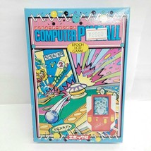 Epoch LCD Game Game Watch Computer Pinball Retro Rare Game Made in Japan - $118.99