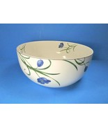 "Mikasa  Casual Classics Garden Poetry Large Vegetable Bowl  9"" EUC - $40.74"