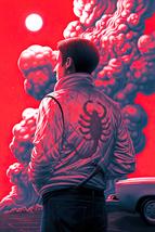Drive Movie Poster Nicolas Winding Refn Ryan Gosling Art Film Print 24x3... - $10.90+